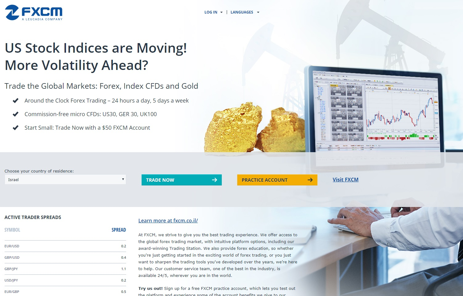 FXCM – Choosing The Right Forex Trading Platform for Ultimate Success