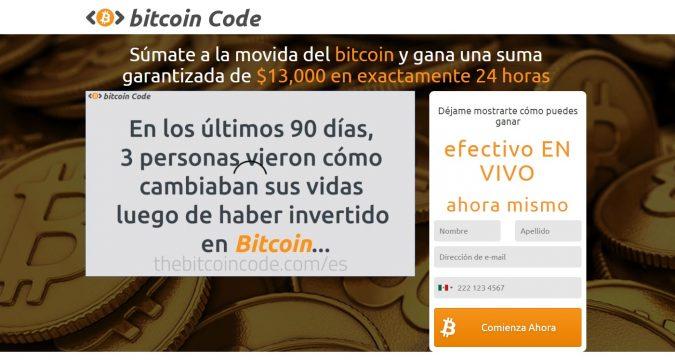 Revisión De Bitcoin Code: El Mejor Corredor Para Sus Necesidades Comerciales