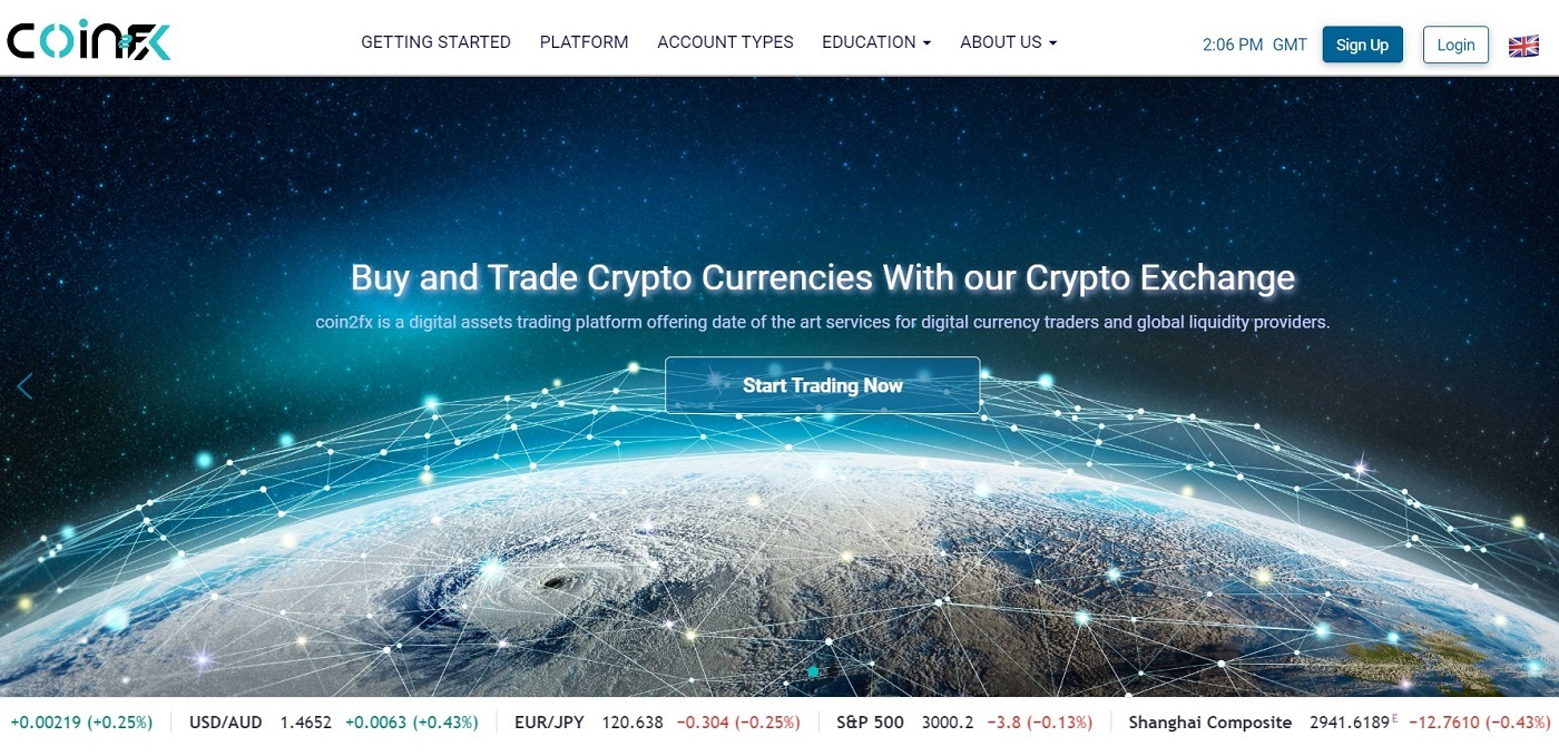 Enjoy Safe and Secure Trading With Coin2fx