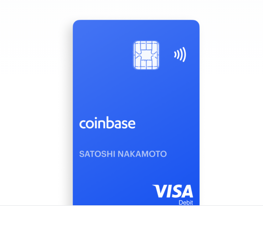 Coinbase Set to Launch its Crypto Visa Debit Card in US Early Next Year