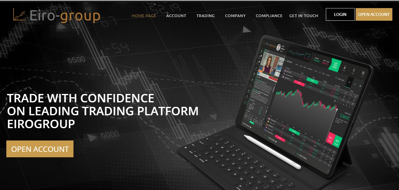 "Eiro-group Review: How Good Is ""Eiro-group.com"" Trading Platform"
