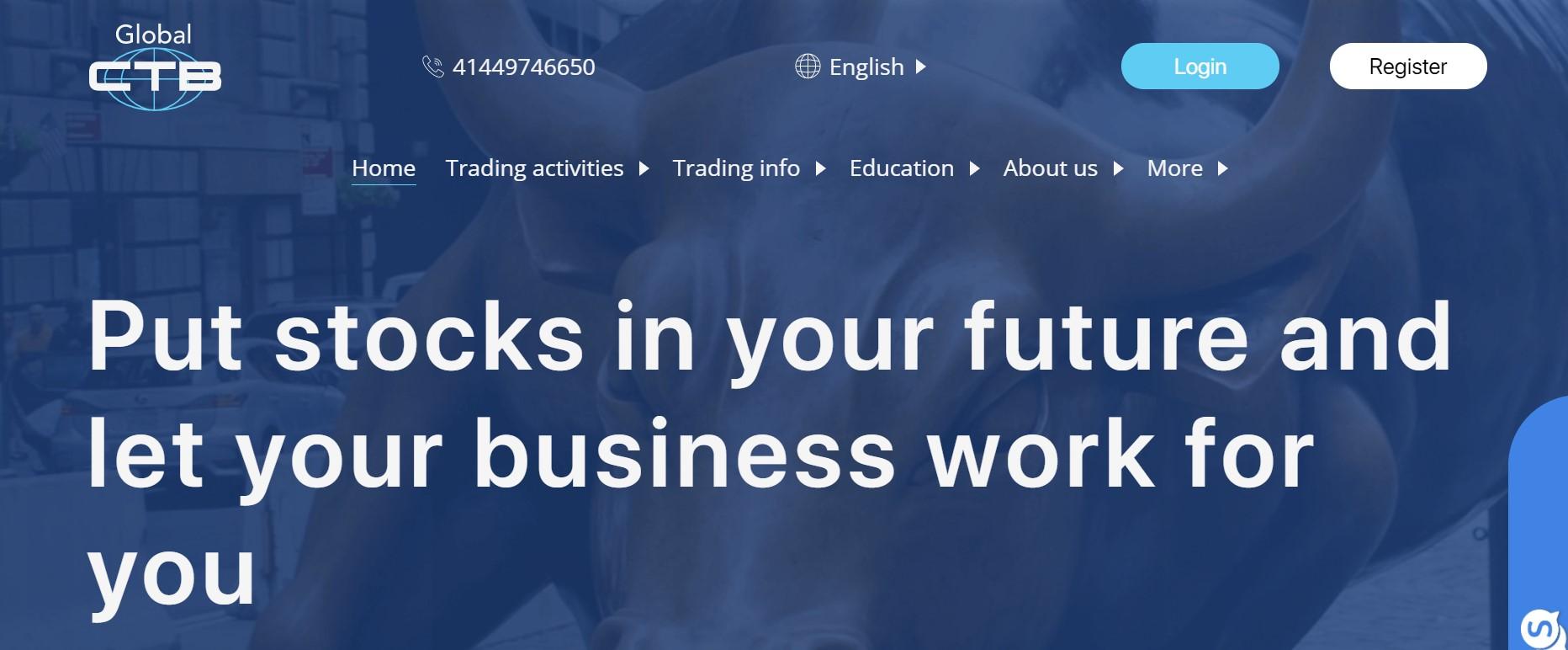 Global CTB website